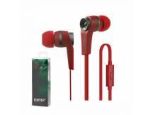 Auriculares Edifier P275 rojo