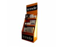 Regalo: exhibidor para productos tenda
