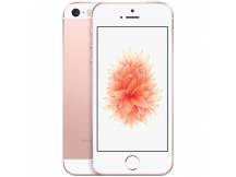 Apple iphone SE 32GB rosado