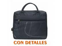 Bolso Bluecase para laptop hasta 14.1´´ de dama con detalles