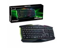 Teclado Gamer Genius Scorpion retroiluminado K220