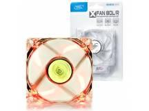 Fancooler Deepcool universal 8x8cm Led rojo