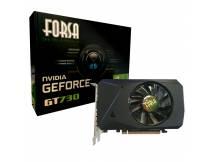 Tarjeta Forsa Geforce GT730 4GB DDR3 pci-e