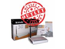 Router wireless N tenda 150mbps antena removible (con detalles)