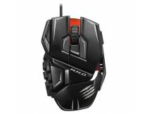 Mouse Gamer Mad Catz M.M.O TE Negro y Rojo