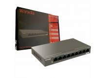 Switch Tenda PoE 8+1 puertos
