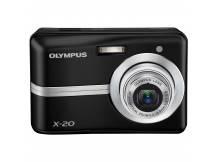Camara Olympus X-20 10MP, Zoom 3X