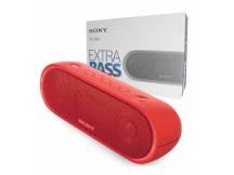 Parlantes Bluetooth Sony ExtraBASS XB20 rojo