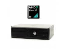 AMD Dual Core 2.0Ghz, 2GB, 80GB, sin DVD