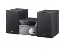 Minicomponente Sony Bluetooth, USB, CD, radio.