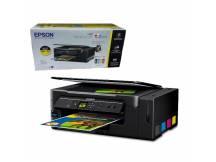 Impresora Multifuncion Epson L495 Wifi c/sistema continuo