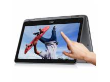 Notebook Dell Quadcore 2.6Ghz, 4GB, 500GB, 11.6'' HD Touch, Win10