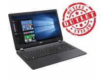 Notebook Acer Dualcore 2.16ghz, 500GB, 4GB, 15.6, dvdrw, Win 10 (con detalles)