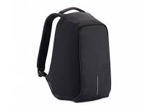 Mochila anti robo 14 color negro