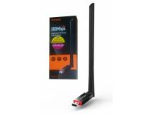 Adaptador USB Wireless N Tenda 300mbps Alta potencia