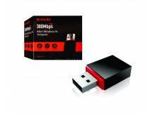 Adaptador USB WiFi  N Tenda 300mbps