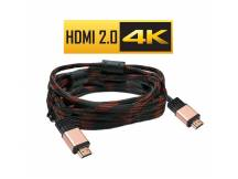 Cable HDMI 2.0 4K 5 m