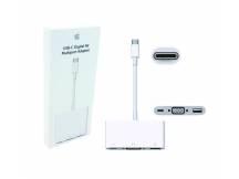 Multiadaptador Apple USB-C a VGA