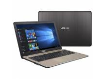Notebook Asus Quadcore 2.5Ghz, 4GB, 500GB, 15.6, DVD, Win 10