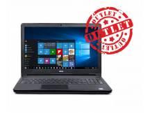 Notebook DELL Dualcore 2.16ghz, 4GB, 500GB, 15.6, Win 10 (con detalles)
