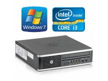 Equipo HP Core i3 3.1Ghz, 4GB, 160GB, WIN 7