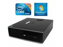 Equipo HP Core i5 3.2Ghz, 4GB, 160GB, DVD-RW