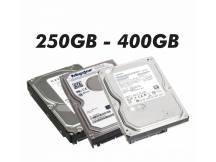 Lote de 10 discos duro con defectos 250GB a 400GB