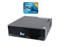 Core 2 Quad Fujitsu 2.66Ghz, 250GB, 2GB, DVDRW