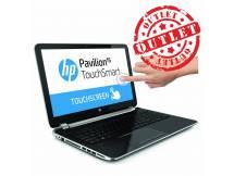 Notebook HP core i5 1.6ghz, 8gb, 750gb, 15.6 touch, DVDRW (con detalles)