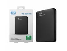 Disco externo WD 2.5 2TB USB 3.0