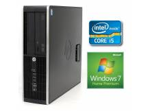 Equipo HP Core i5 3.2Ghz, 4GB, 250GB, DVD-RW, Win 7 HP