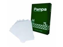 Papel Pampa A4 75 gr.
