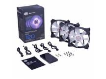 Fan Coolermaster MFP120 AF RGB 3en1 c/controlador
