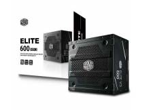 Fuente Coolermaster Elite V3 Full Range 600W