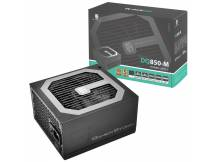 Fuente Deepcool 850w reales 80 Plus Gold modular