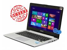 Ultrabook asus core i5 1.6ghz, 500gb, 6gb, pantalla 13.3 touch (con detales)