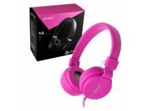 Auriculares Stereo Gorsun rosado