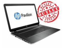 Notebook HP quadcore a4, 4gb, 500gb, dvdrw, 17.3'', beats audio (con detalles)