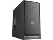 Gabinete Coolermaster MasterBox E300L azul