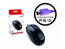 Mouse Genius DX-110 PS2 Negro
