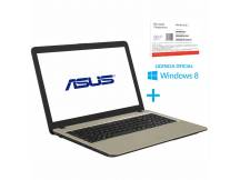 Notebook Asus Core i5 3.1Ghz, 6GB, 1TB, 15.6, Win 8.1 COA