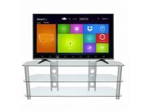 TV LED Asano 50'' Full HD SMART Android + mesa de vidrio