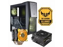 Combo Gamer Coolermaster TUF ALLIANCE