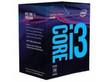 Procesador Intel Core i3 4.0Ghz Coffee Lake 1151