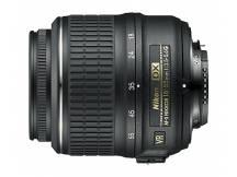 Lente Nikon DX VR 18-55 AF-S NIKKOR