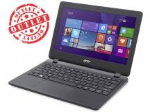 Notebook Acer dual core 2.16ghz, 2gb, 250gb, 11.6'', win8.1 (con detalles)