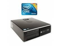 Equipo HP SFF C2D E8400 4GB 250GB