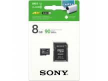 Memoria MicroSd Sony 8GB Clase 10