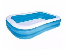 Piscina 778 litros inflable rectangular