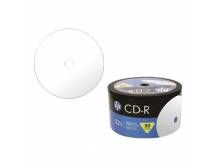 CD-R HP 52x 80 min 700mb printable